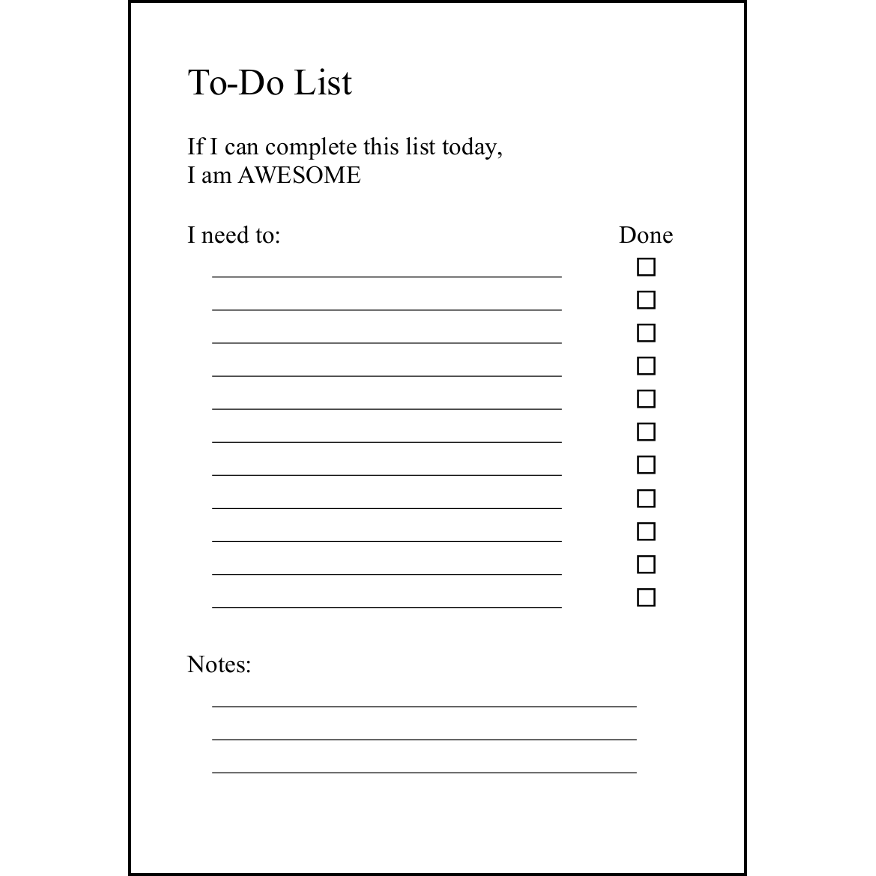 To-Do List10